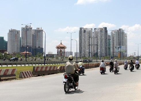 Địa ốc phía Đông Sài Gòn hút hàng